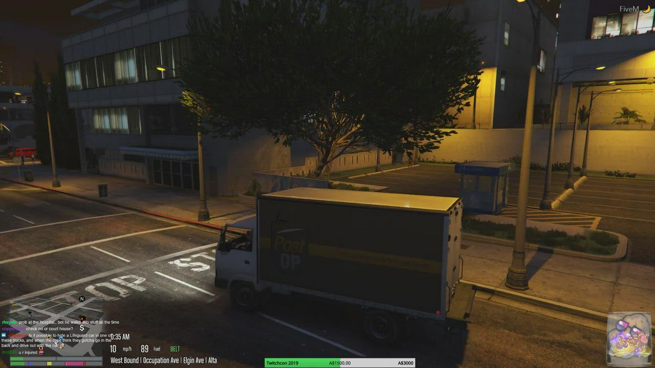 Bondi Rescue GTA RP STYLE (whippy) : LivestreamFail