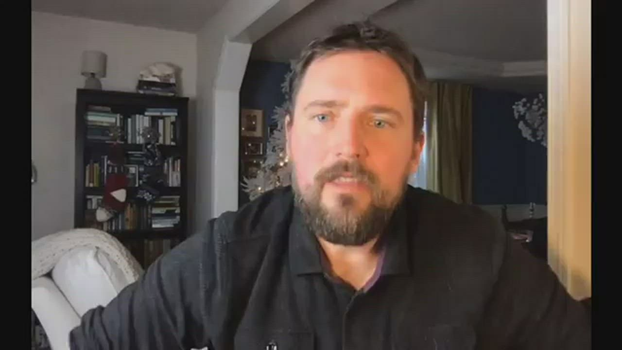 Christina Ricci's former fiance Owen benjamin dropping the N bomb during live stream